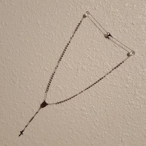 Jewelry - Silver Rosary